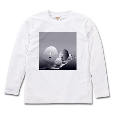 長袖Tシャツ(ライトカラー) waraugyoretu
