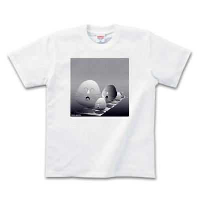 Tシャツ(ライトカラー) waraugyoretu